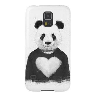 Panda preciosa funda galaxy s5