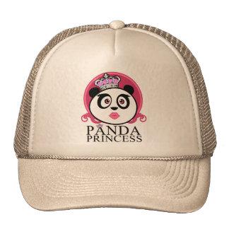 Panda Princess Trucker Hat