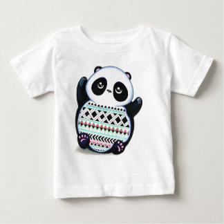 Panda Print T-shirts