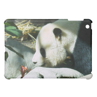 Panda Profile iPad Case