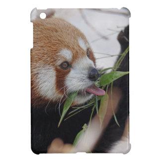 panda red animal print cute iPad mini covers