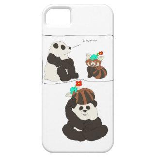 Panda Red Panda iPhone SE/5/5s Case