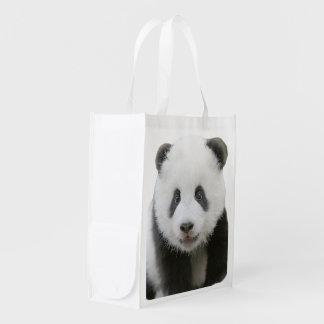 Panda Reusable Bag Grocery Bags
