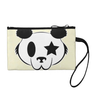 Panda Rock Coin Wallet