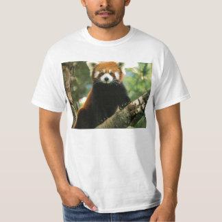 Panda roja camisas