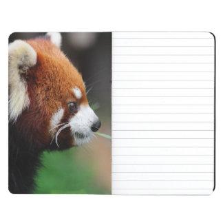 Panda roja cuadernos