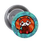 Panda roja pin