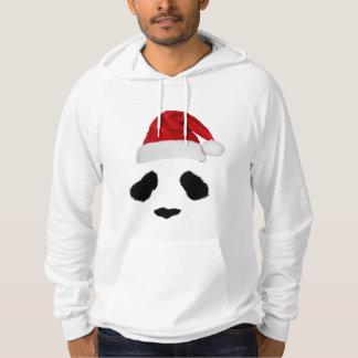 Panda Santa Hoodie