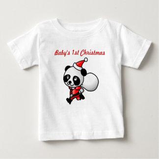 Panda Santa Shirt