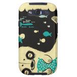 Panda Seal Samsung Galaxy SIII Covers