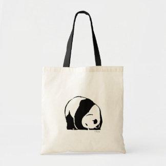 PANDA series Canvas Bags