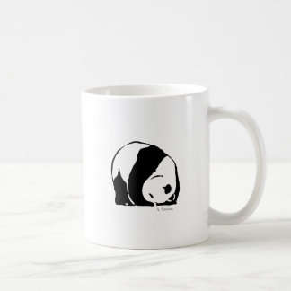 PANDA series Classic White Coffee Mug