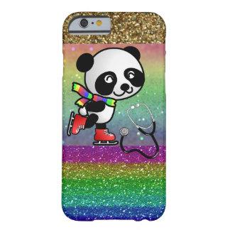 Panda Skate Ice Doctor Nurse Sports Medicine Peace Barely There iPhone 6 Case