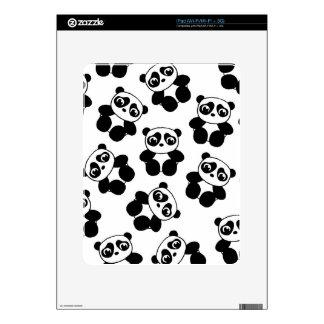 Panda iPad Skins