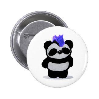 Panda Small 2010 Edition 2 Inch Round Button