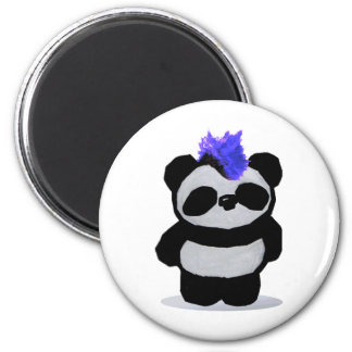 Panda Small 2010 Edition 2 Inch Round Magnet