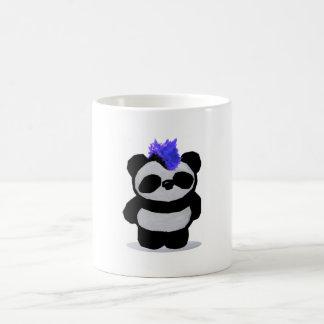 Panda Small 2010 Edition Classic White Coffee Mug