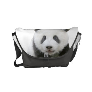 Panda Small Messenger Bag