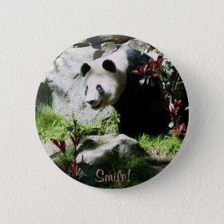 Panda Smile! Pinback Button