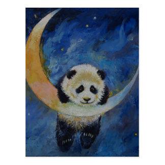 Panda Stars Postcard