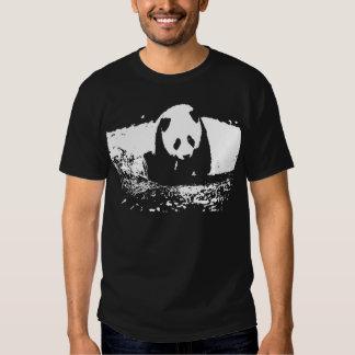 Panda Steez Playeras