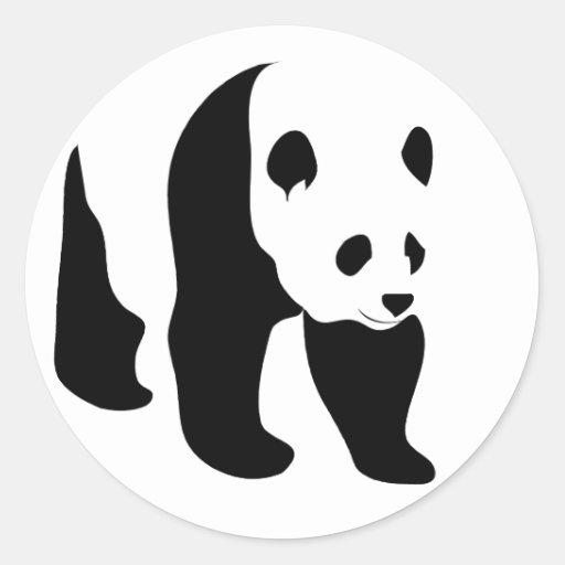 Panda!! Stickers