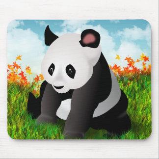 Panda Tapetes De Ratón