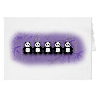 Panda Tarjeton