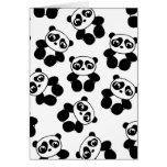 Panda Tarjeta