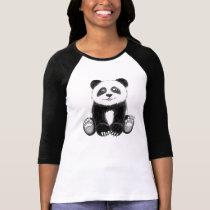 Panda Tee Shirt