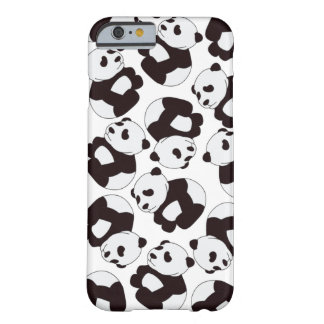 Panda Time! Case Barely There iPhone 6 Case