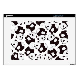 Panda Time Laptop Sticker Skin For Laptop