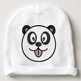 Panda to bear baby beanie
