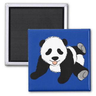 Panda tonta iman