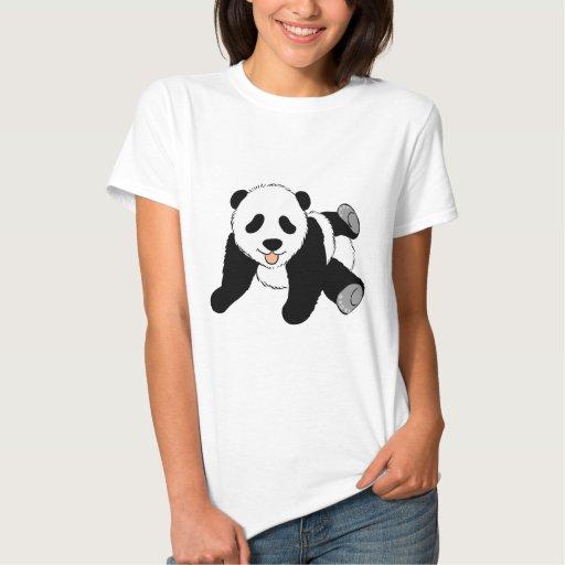 Panda tonta tee shirts