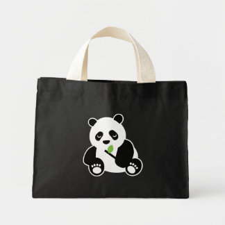 Panda Tote Mini Tote Bag