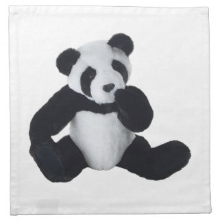 Panda Toy American MoJo Napkin