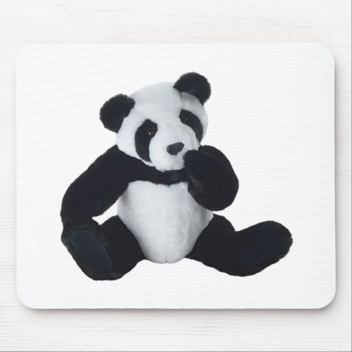 Panda Toy Mousepads