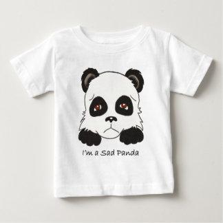 Panda triste remera