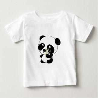 Panda triste remeras
