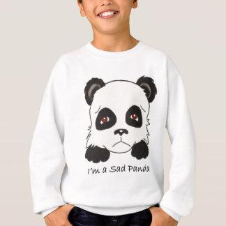 Panda triste sudadera