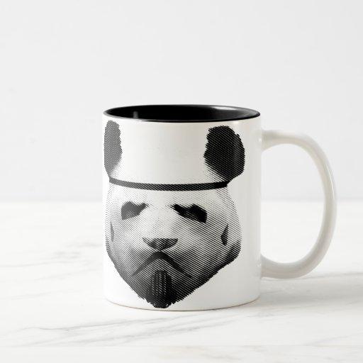 Panda trooper coffee mug