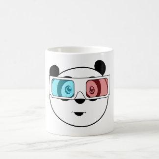 Panda - vidrios 3D Taza