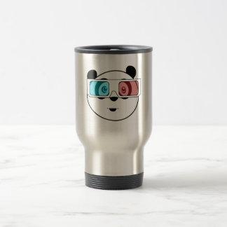 Panda - vidrios 3D Tazas
