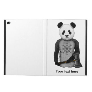 Panda Viking Helm Of Awe Powis iPad Air 2 Case