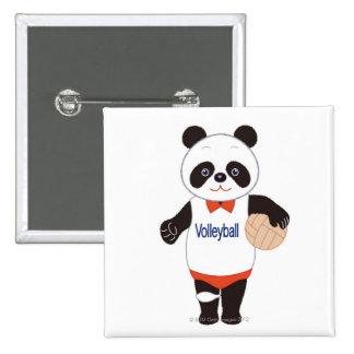 Panda Volleyball Player Buttons