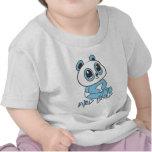 Panda WC blue Shirts