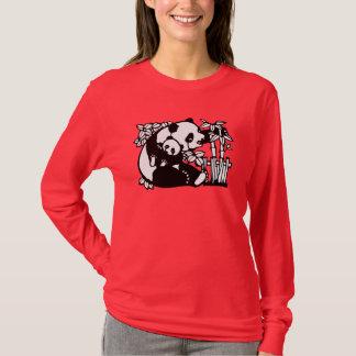 Panda with baby T-Shirt