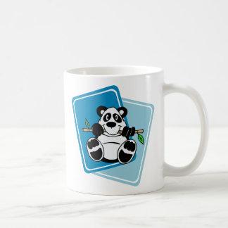 Panda with Bamboo Coffee Mug