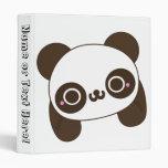 Panda XING 3 Ring Binder